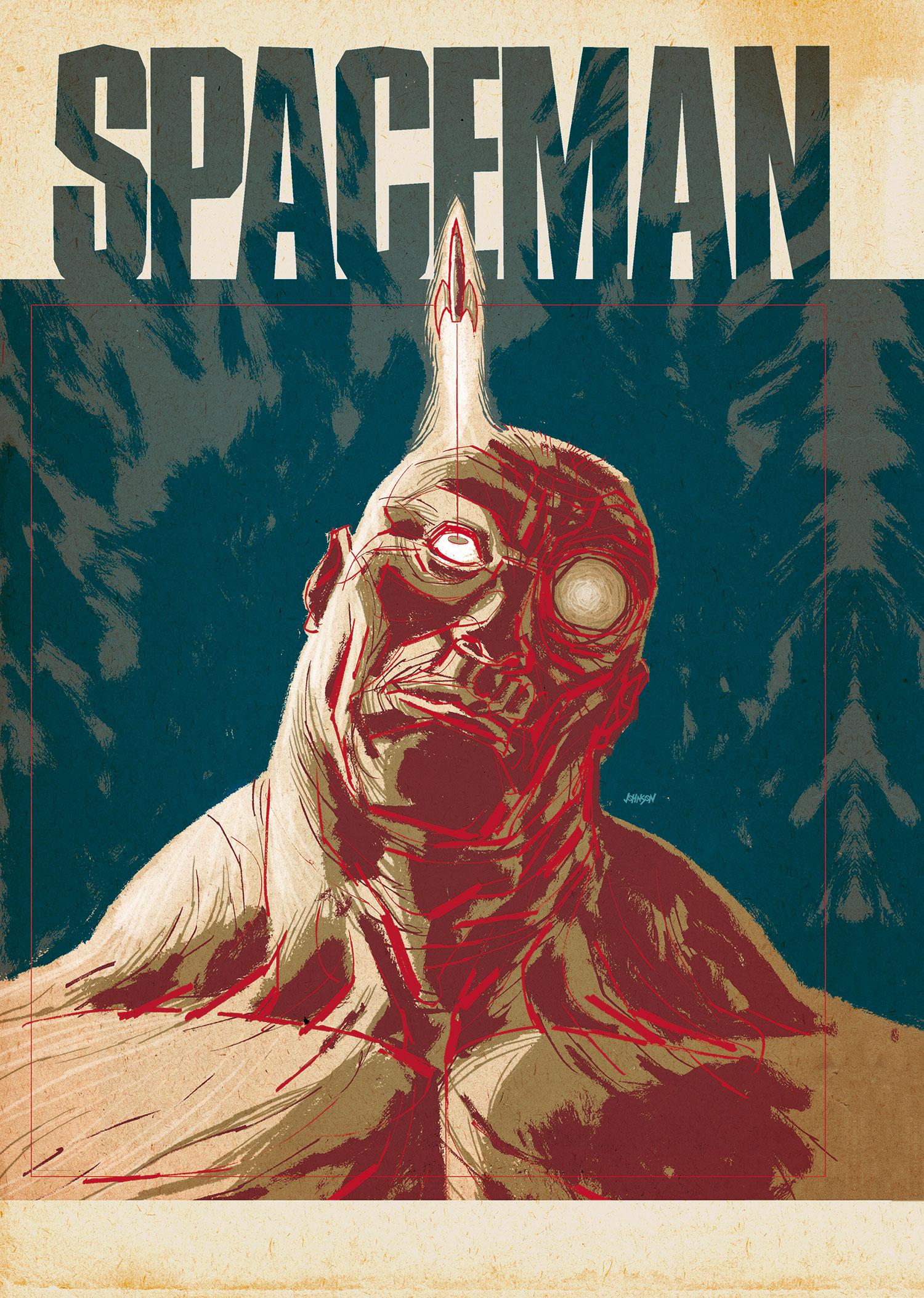 Spaceman Vol 1 1