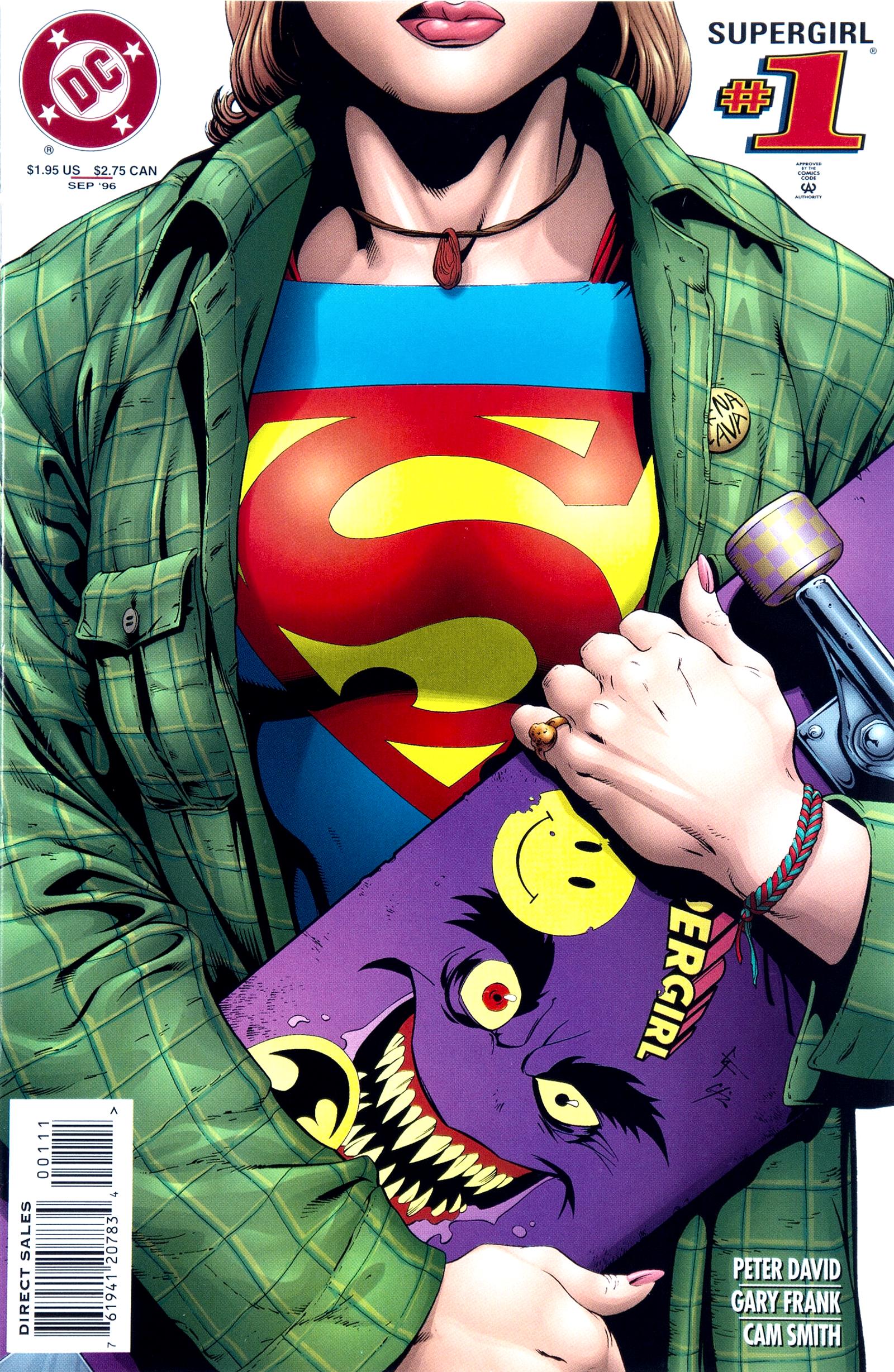 Supergirl Vol 4