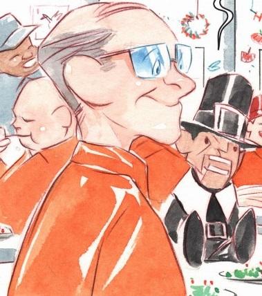 Arnold Wesker (Lil Gotham)