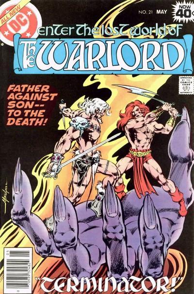 Warlord Vol 1 21