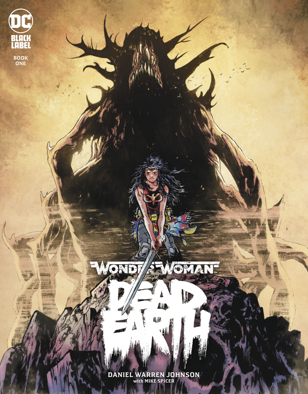Wonder Woman: Dead Earth Vol 1 1