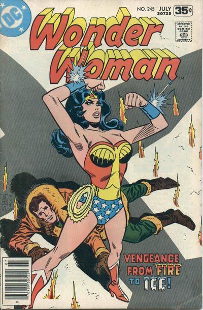 Wonder Woman Vol 1 245