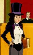 Zatanna Zatara Harley Quinn TV Series 0001