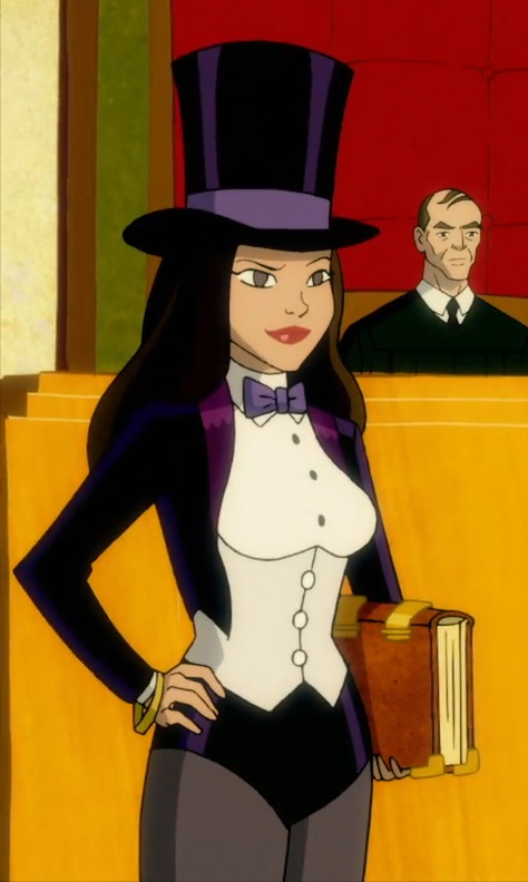 Zatanna Zatara (Harley Quinn TV Series)