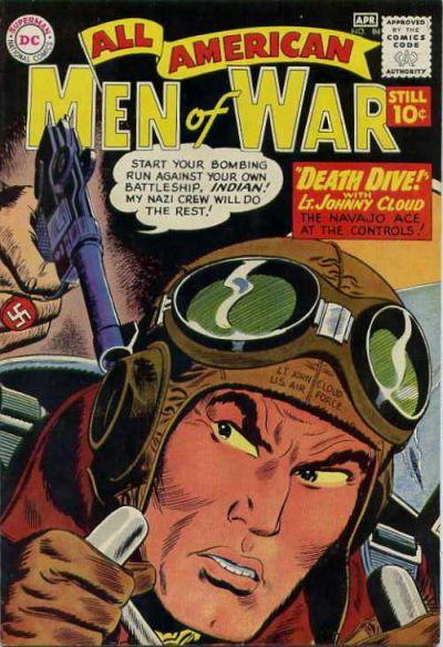 All-American Men of War Vol 1 84