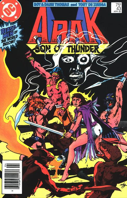 Arak: Son of Thunder Vol 1 43