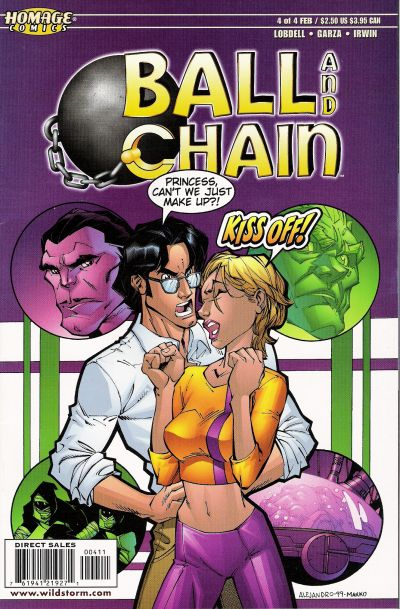 Ball and Chain Vol 1 4