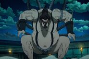 Bane Batman Ninja 0001