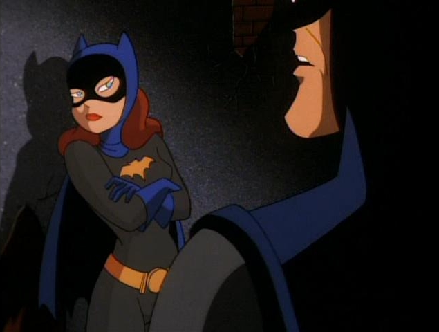 Batman (1992 TV Series) Episode: Shadow of the Bat, Part II