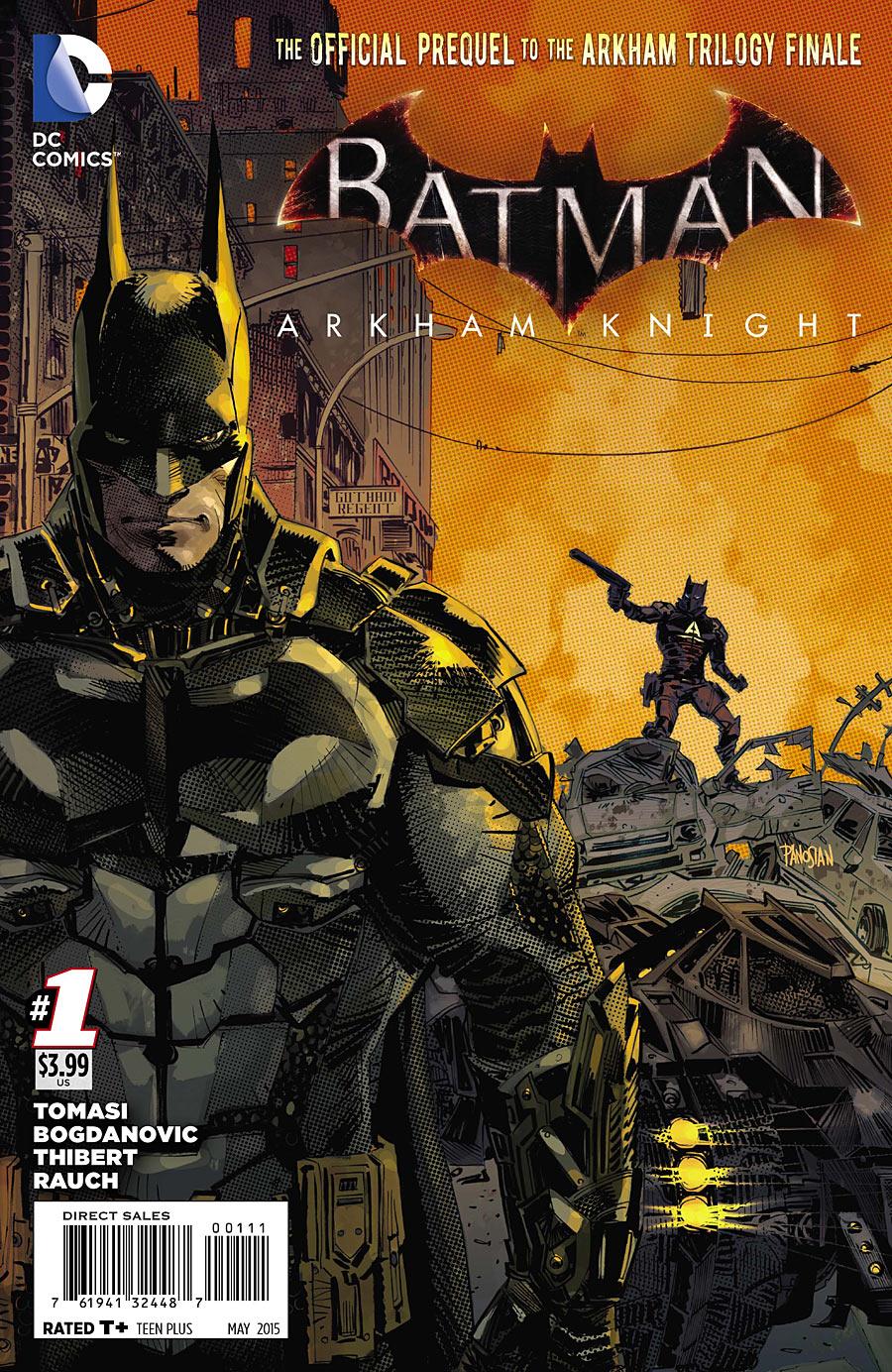 Batman: Arkham Knight Vol 1 1