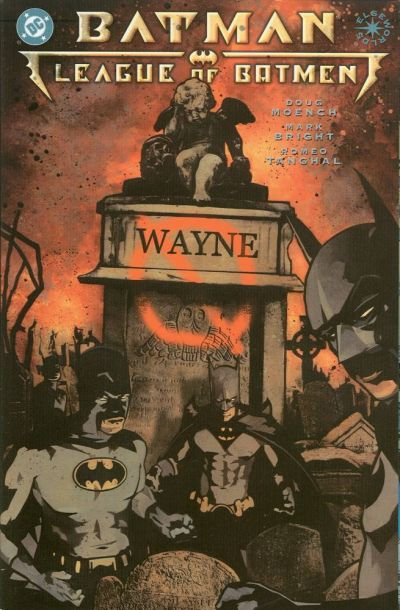 Batman: League of Batmen Vol 1 1