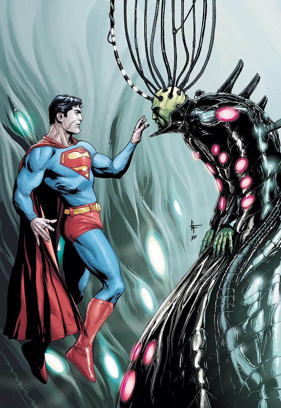 Superman: Brainiac (Collected)