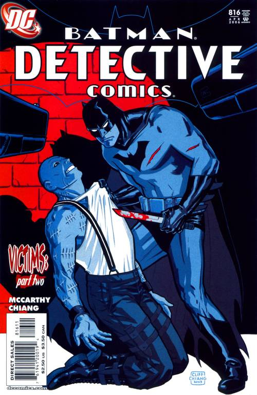 Detective Comics Vol 1 816