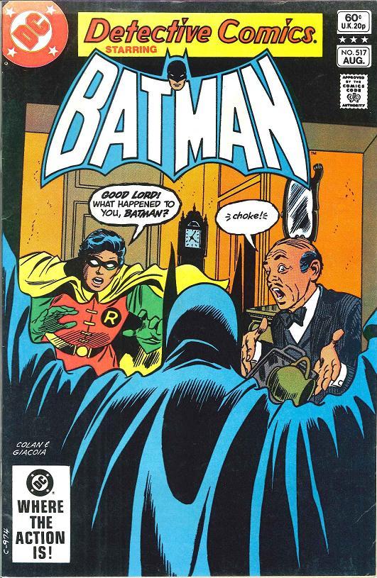 Detective Comics Vol 1 517