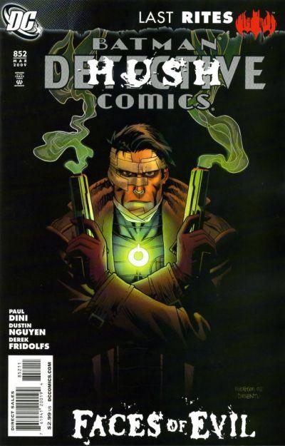 Detective Comics Vol 1 852