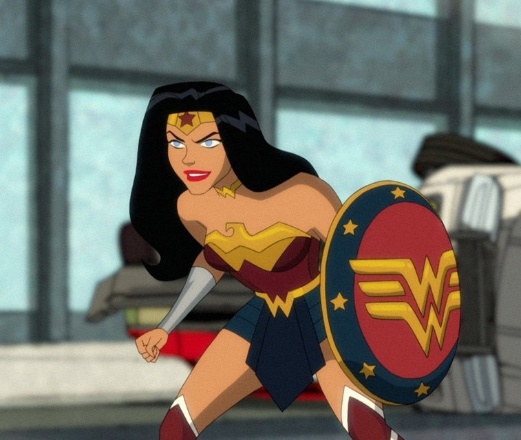 Diana of Themyscira (Harley Quinn TV Series)