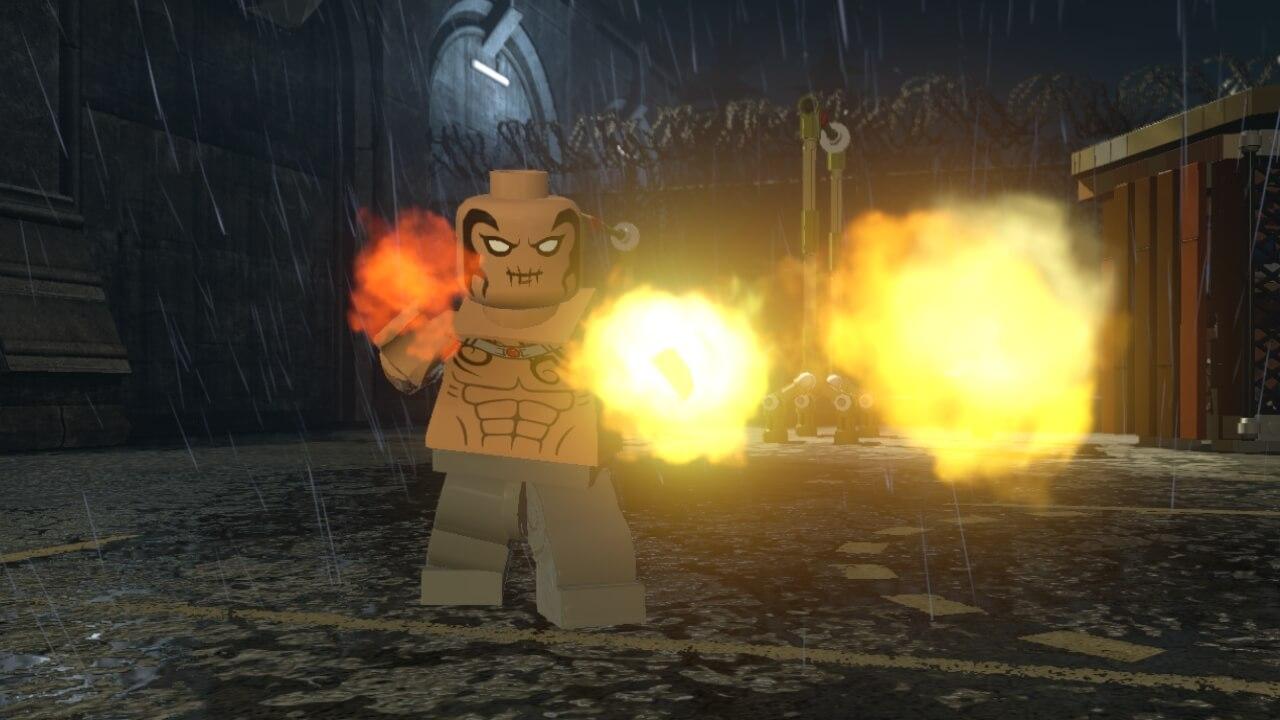 Chato Santana (Lego Batman)