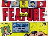 Feature Comics Vol 1 100