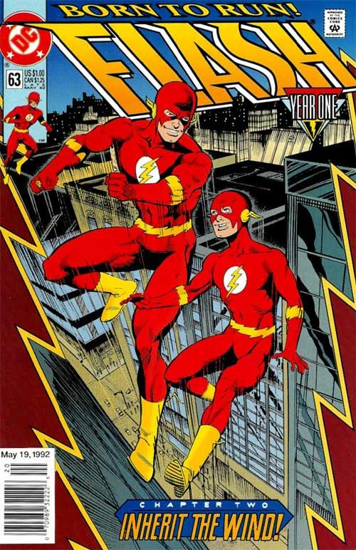 The Flash Vol 2 63