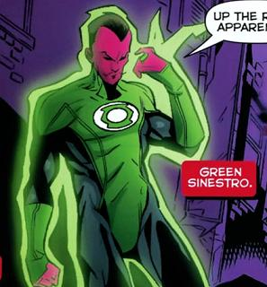 Green Sinestro (Earth-8)