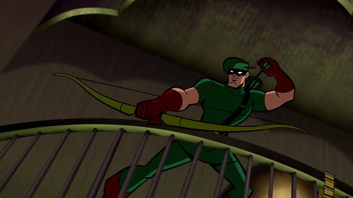 Oliver Queen (The Brave and the Bold)