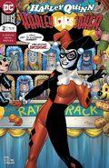 Harley Quinn Harley Loves Joker Vol 1 2
