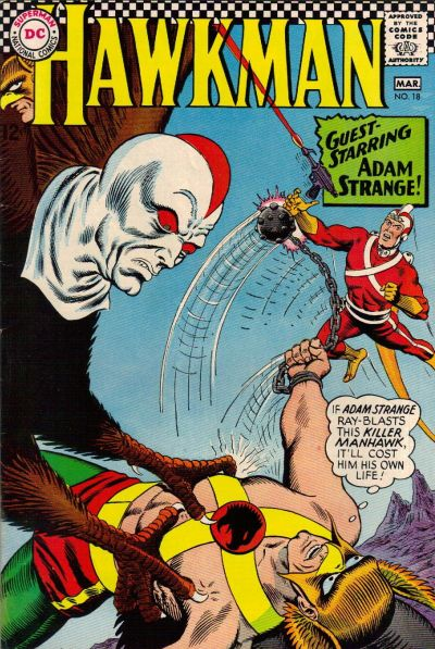 Hawkman Vol 1 18