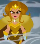 Hippolyta DC Super Hero Girls TV Series 001