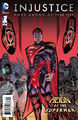 Injustice Gods Among Us Year Five Vol 1 1