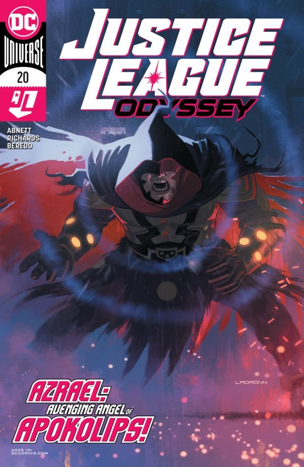 Justice League Odyssey Vol 1 20