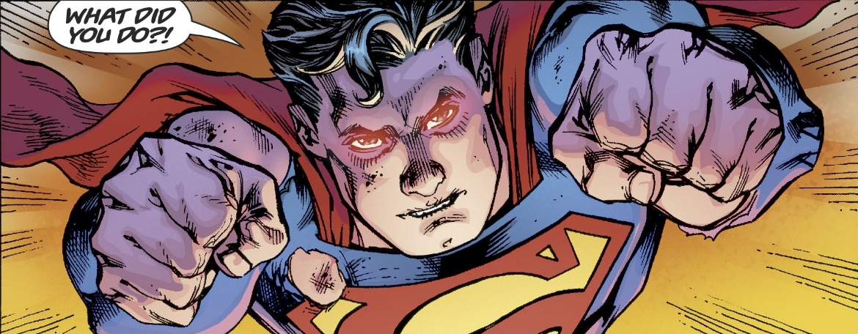 Kal-El (Dark Multiverse: Teen Titans: The Judas Contract)