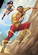 Kid Flash DCeased 0002