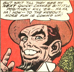 Mister Quick-Change (Earth-One)