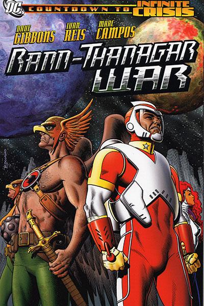 Rann-Thanagar War (Collected)
