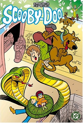 Scooby-Doo: The Big Squeeze! (Collected)