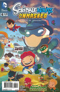 Scribblenauts Unmasked A Crisis of Imagination Vol 1 6