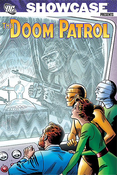 Showcase Presents: The Doom Patrol Vol. 1 (Collected)