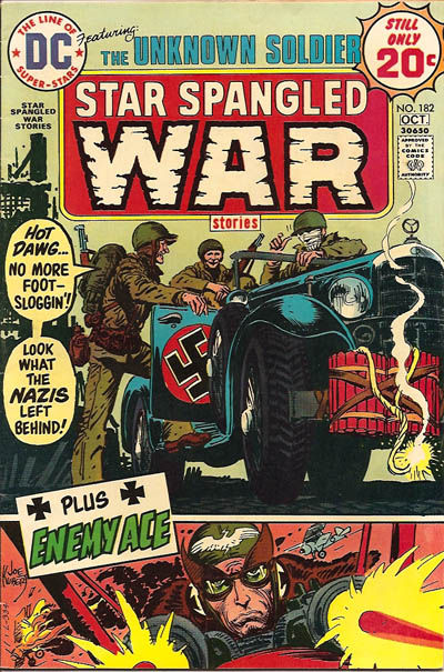 Star-Spangled War Stories Vol 1 182