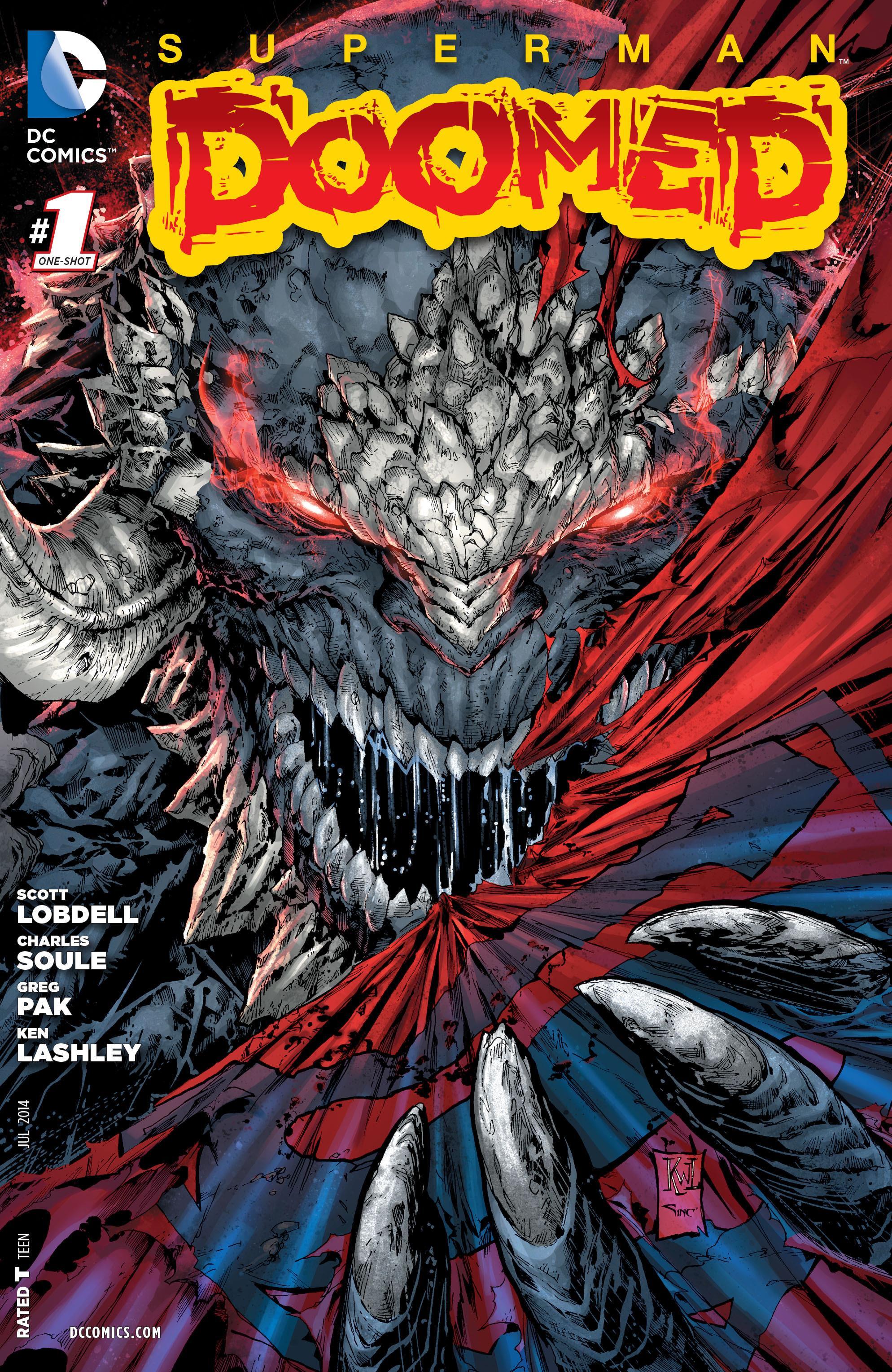 Superman: Doomed Vol 1 1