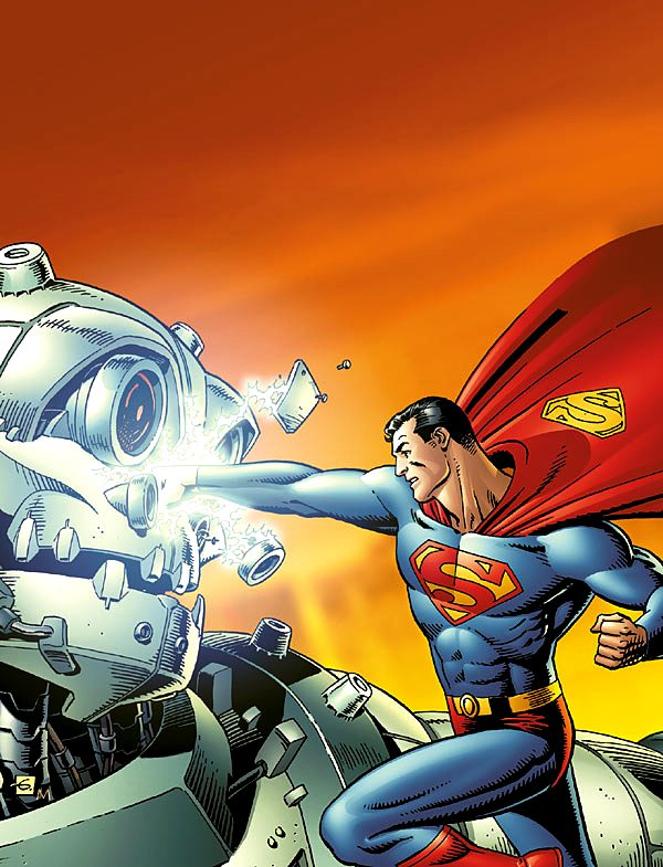 Superman: Back in Action (Collected)