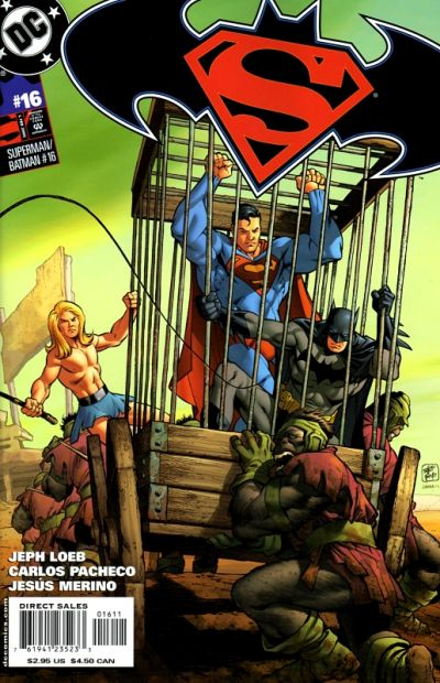 Superman/Batman Vol 1 16