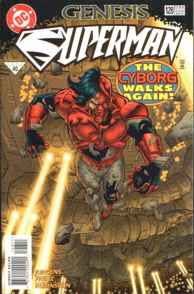 Superman Vol 2 128