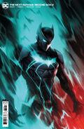 The Next Batman Second Son Vol 1 2 Variant