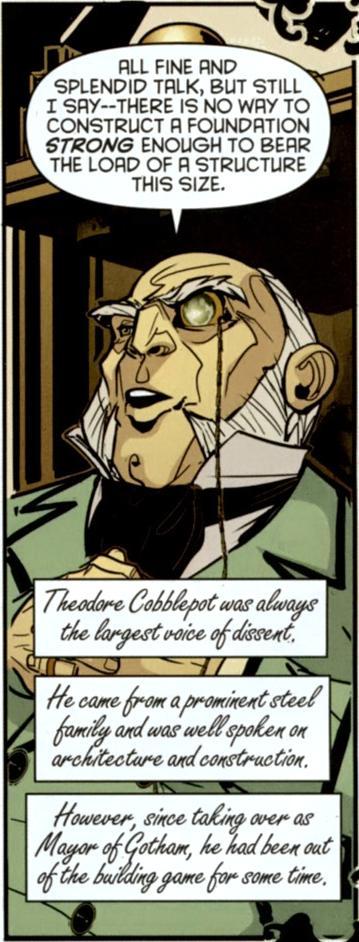 Theodore Cobblepot (New Earth)
