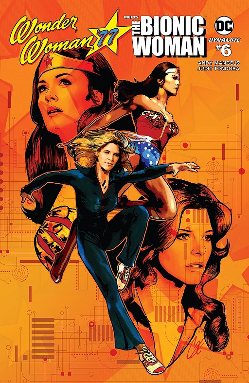 Wonder Woman '77 Meets the Bionic Woman Vol 1 6