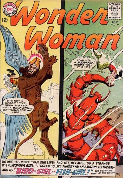 Wonder Woman Vol 1 147