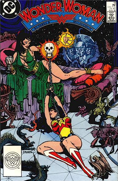 Wonder Woman Vol 2 19