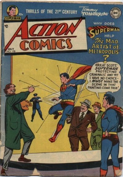 Action Comics Vol 1 170