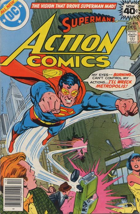 Action Comics Vol 1 490