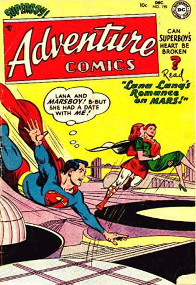 Adventure Comics Vol 1 195
